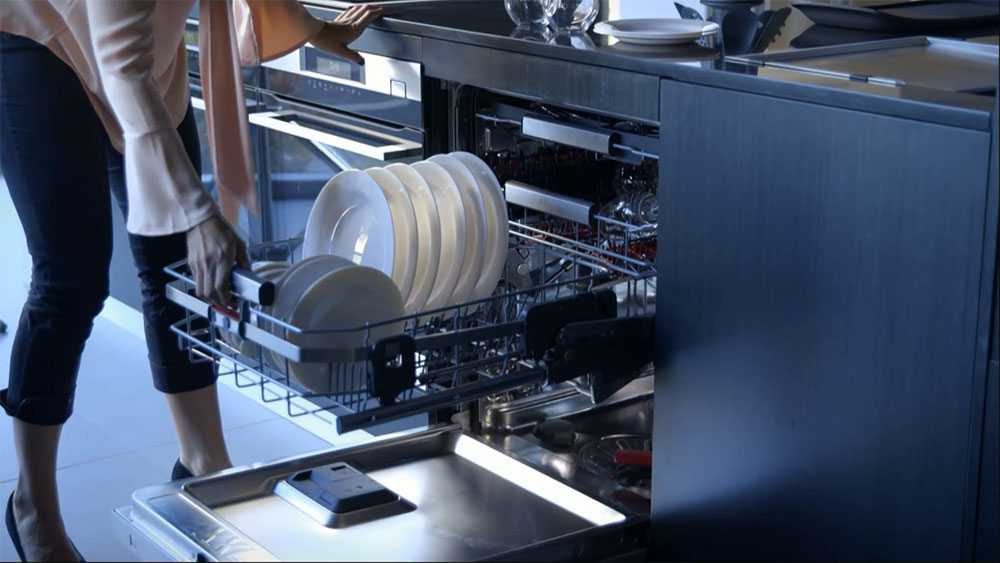 CyberShack TV: AEG & Electrolux Dishwasher