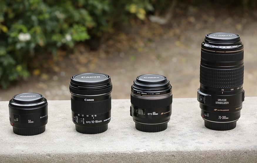 A beginner's guide to camera lenses