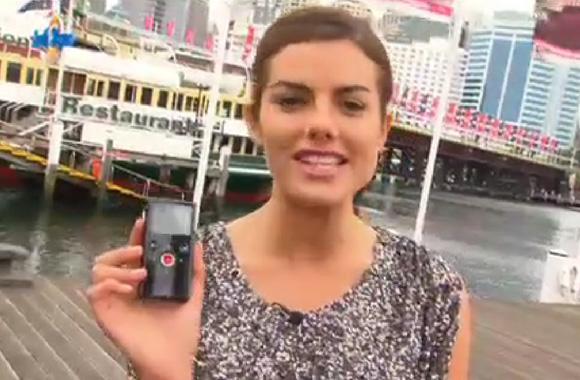 Cisco Flip Camera
