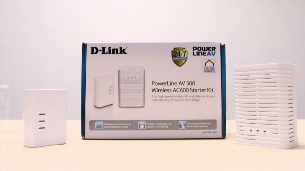 CyberShack TV: A look at internet over powerline with D-Link