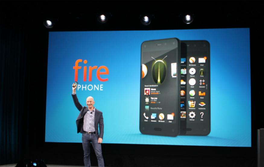 Amazon Announces the Fire Phone