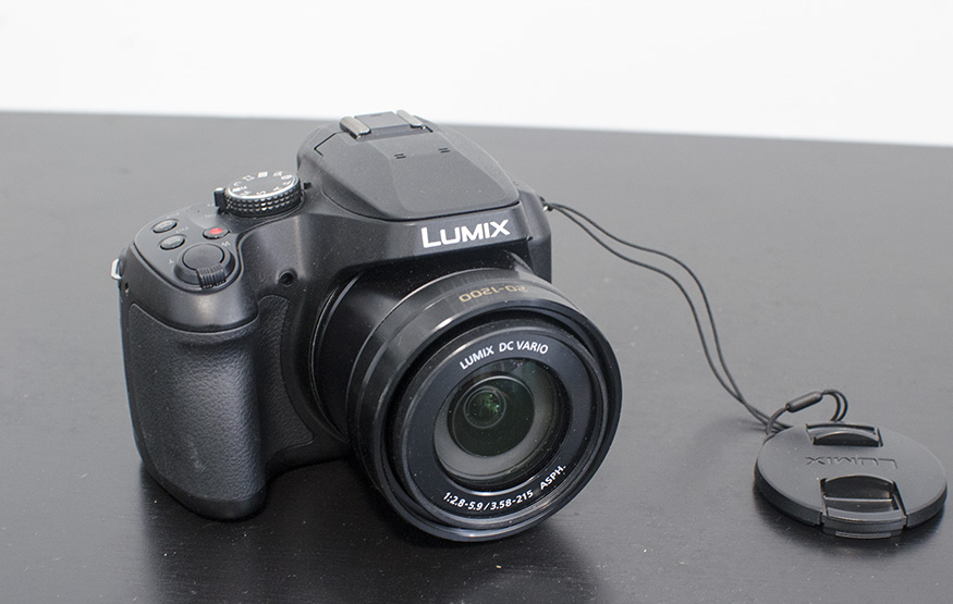 Australian Review: Panasonic Lumix FZ80 – Feature Rich