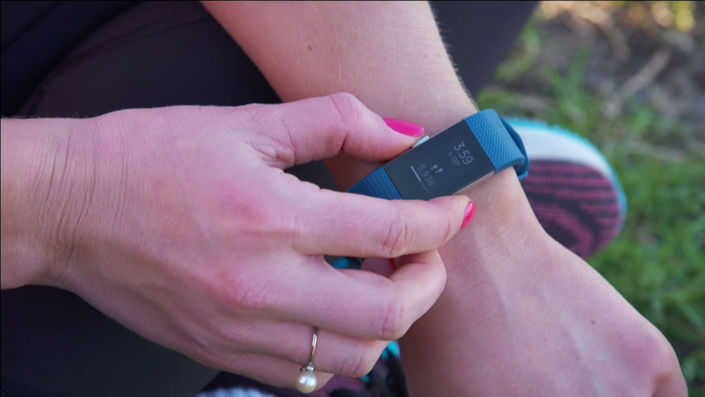 CyberShack TV: A look at Fitbit's Charge 2