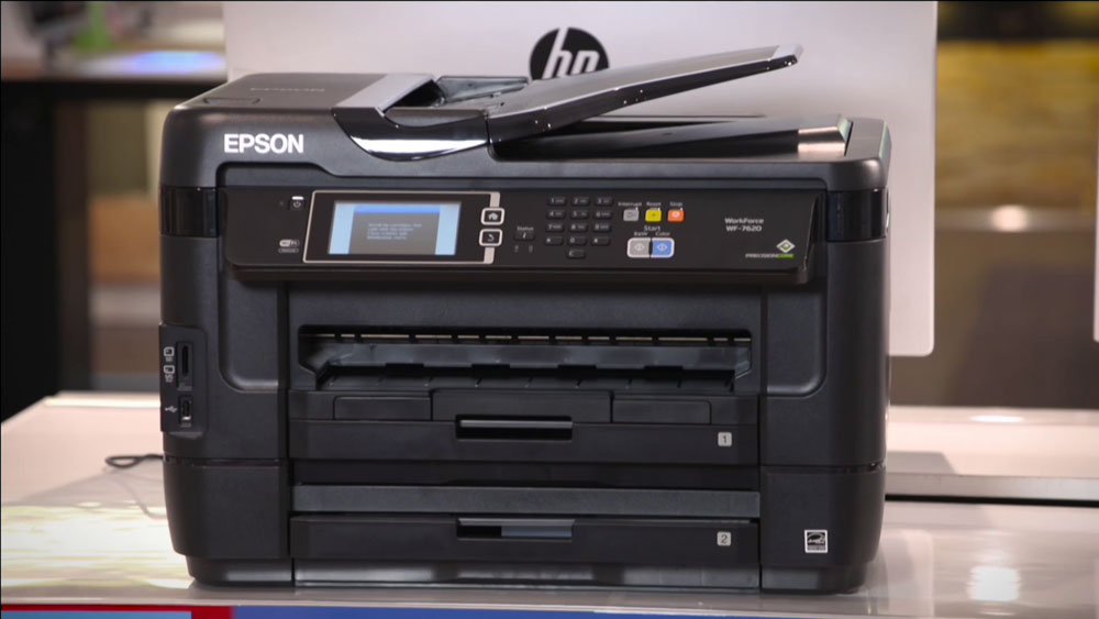 CyberShack TV: Tax time deals on printers