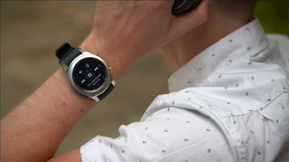 CyberShack TV: A look at Samsung's Gear S3