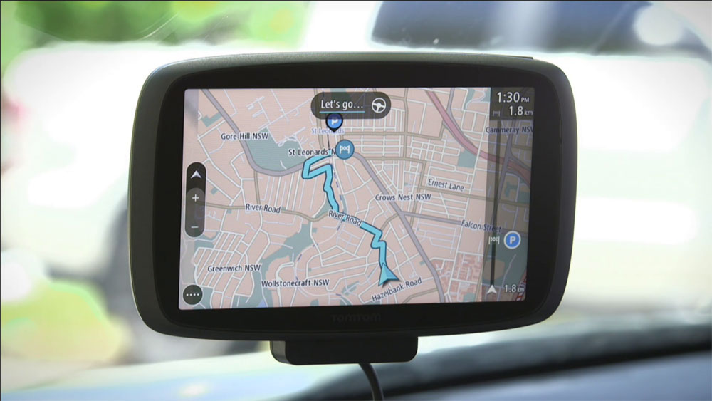 CyberShack TV: A look at TomTom's new GPS