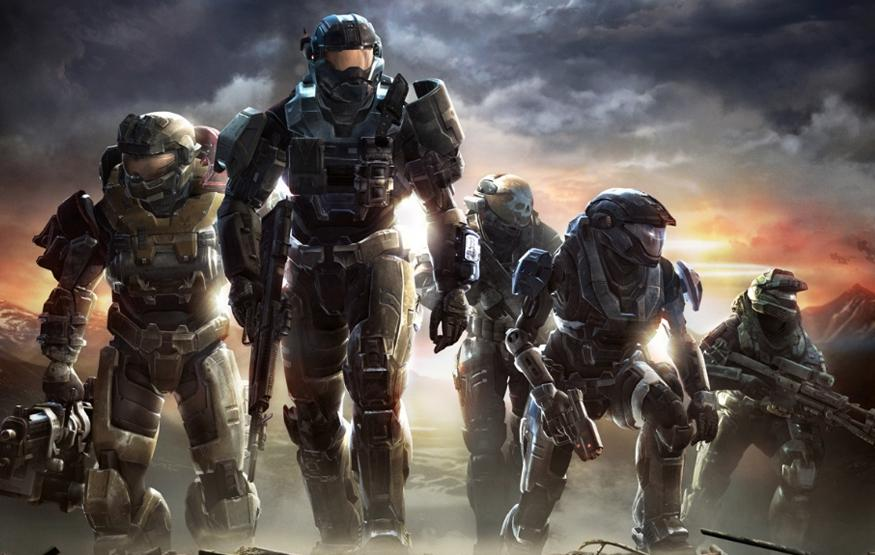 Xbox Live Gold members can download Halo: Reach for free!