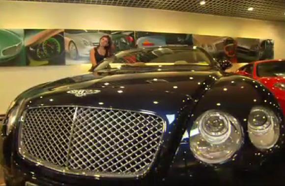 Hot Car: Bentley Continental GTC