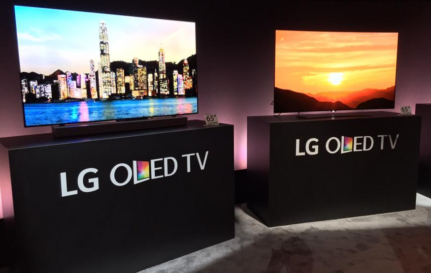 CES 2015: LG announces seven new OLED TVs