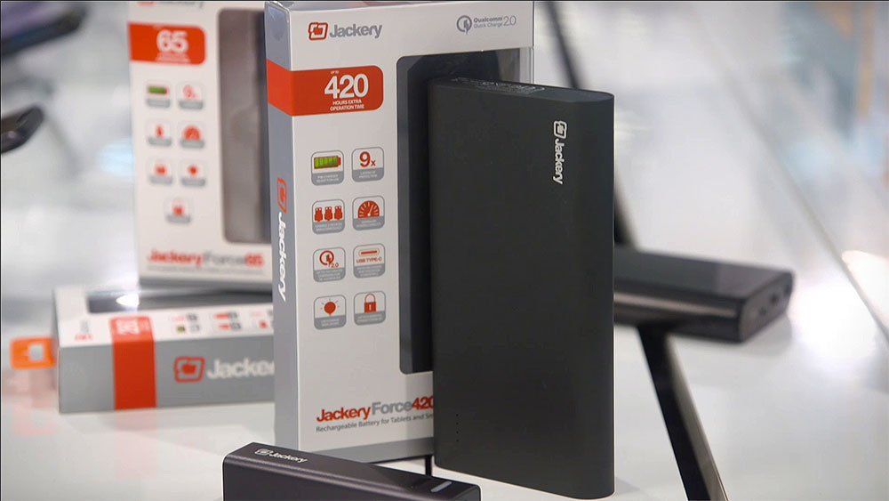 CyberShack TV: A look at Jackery Force Portable Power Pack