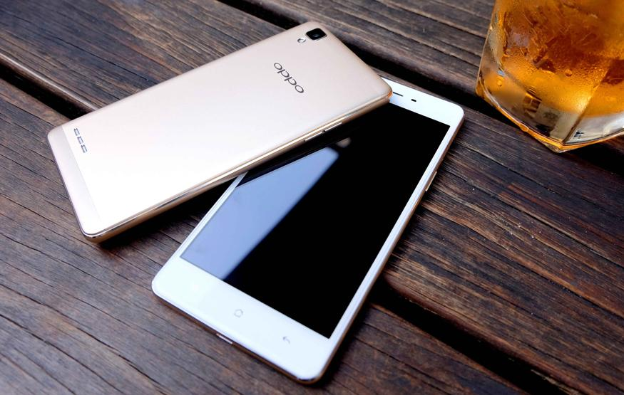 OPPO's metal-clad F1 smartphone comes to Australia for AUD$299