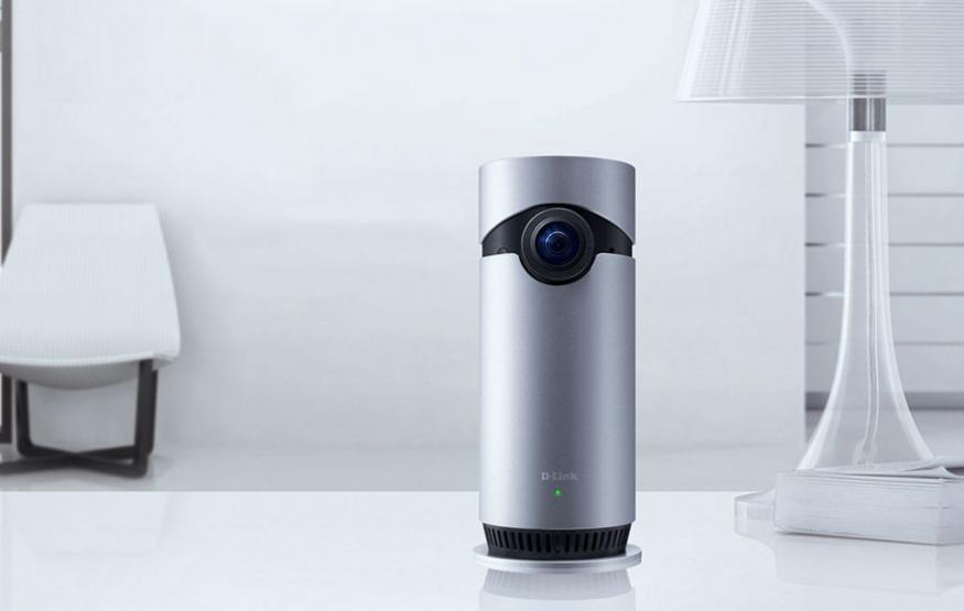 D-Link surprises with easy-to-use Wi-Fi HD camera