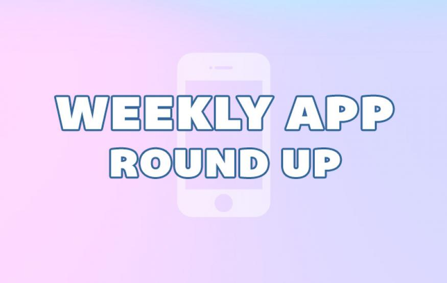 Weekly App Round Up 1/10/14