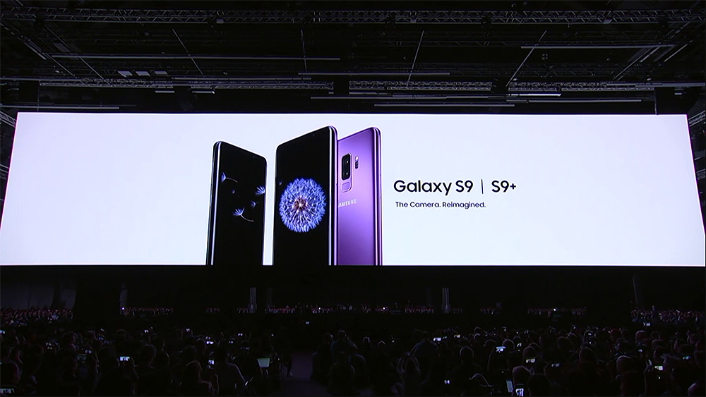 Samsung S9 Pre Sales Up After Massive S8 Christmas