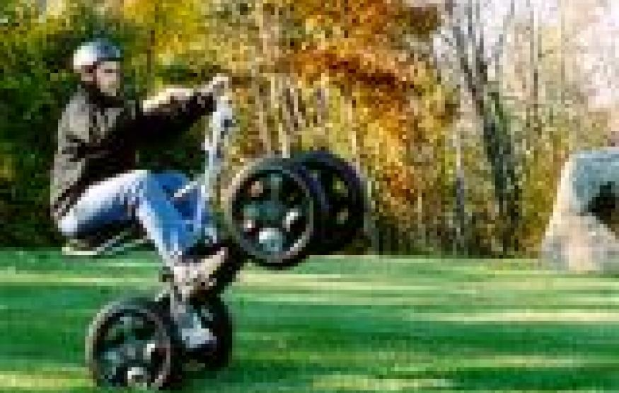 Segways to be recalled- glitches with software