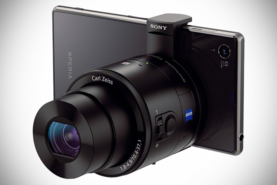 Sony brings QX Lenses, 4K TV's and 4K Handycams to Australia