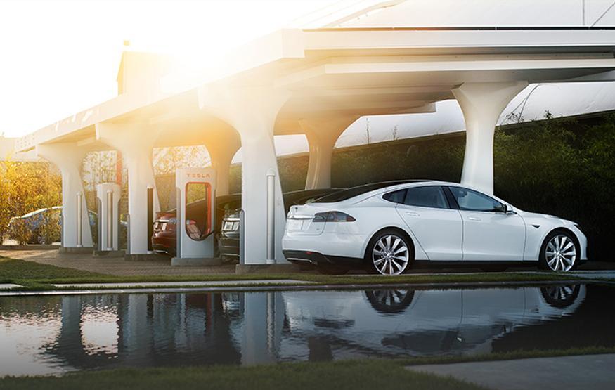 Tesla opens the doors to its first Australian showroom