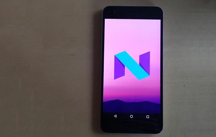 Google starts rolling Android Nougat out for Nexus devices