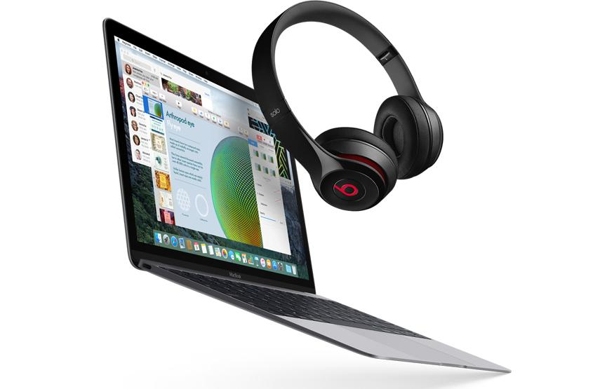 Back to Uni deal: Free Beats headphones with Mac purchase