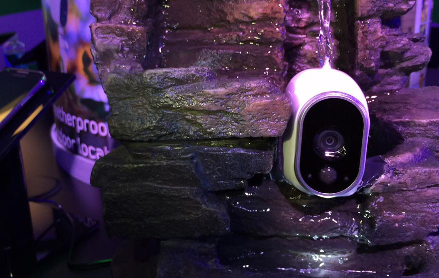 CES 2015: Netgear's new security camera is truly wireless