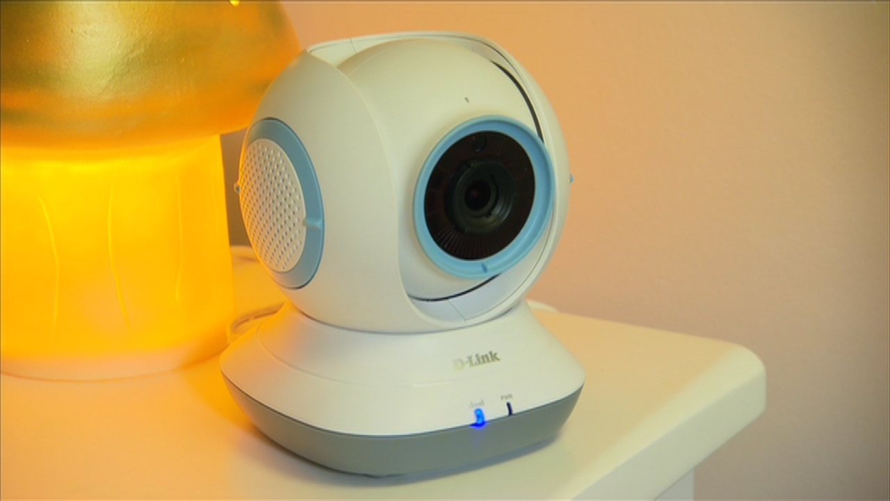 CyberShack TV: Hands on with D-Link's baby cameras