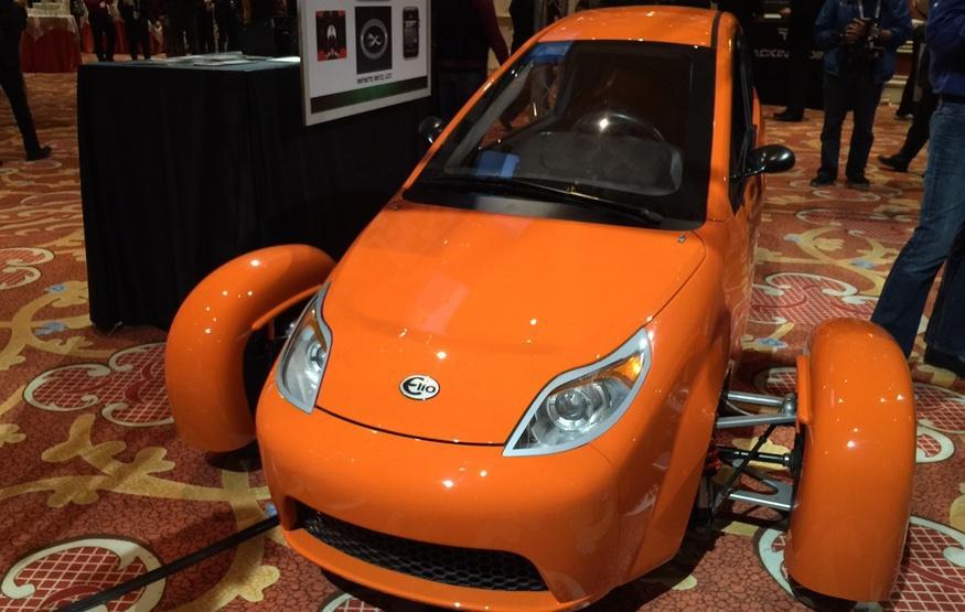 CES 2015: Elio is a USD$6800 car that does 36km per litre