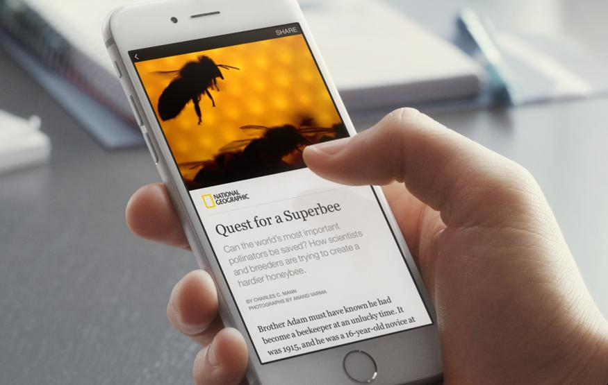 Instant Articles: Facebook's attempt to change the way the world consumes...