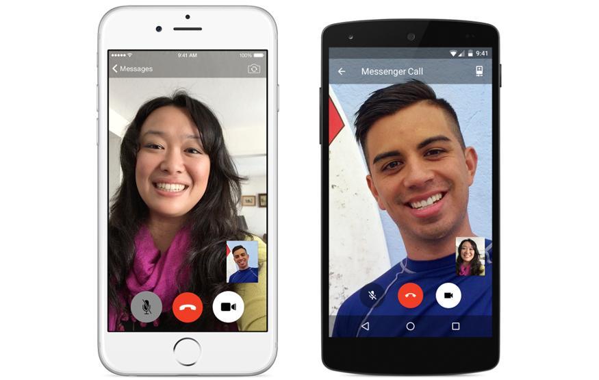 Facebook Messenger video calling now in Australia