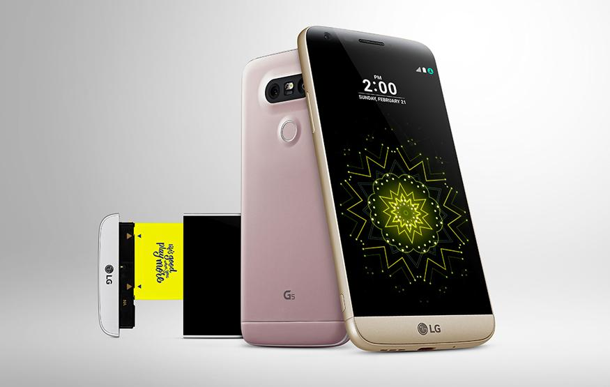 LG says no to compromises with LG G5 flagship smartphone