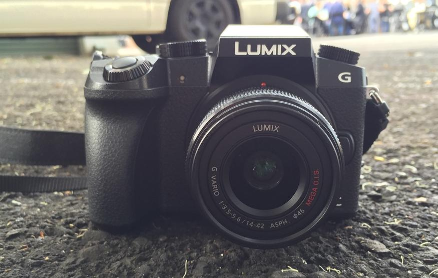 Panasonic's Lumix G7 is a time-travelling 4K camera