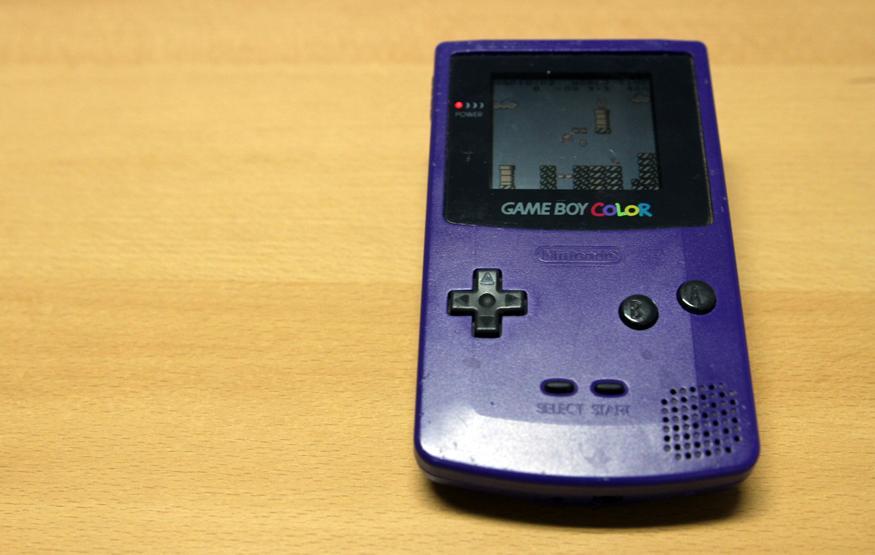 Kicking It Old School: Nintendo Game Boy