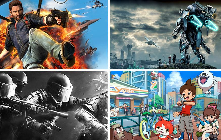 5 video games to look out for in December
