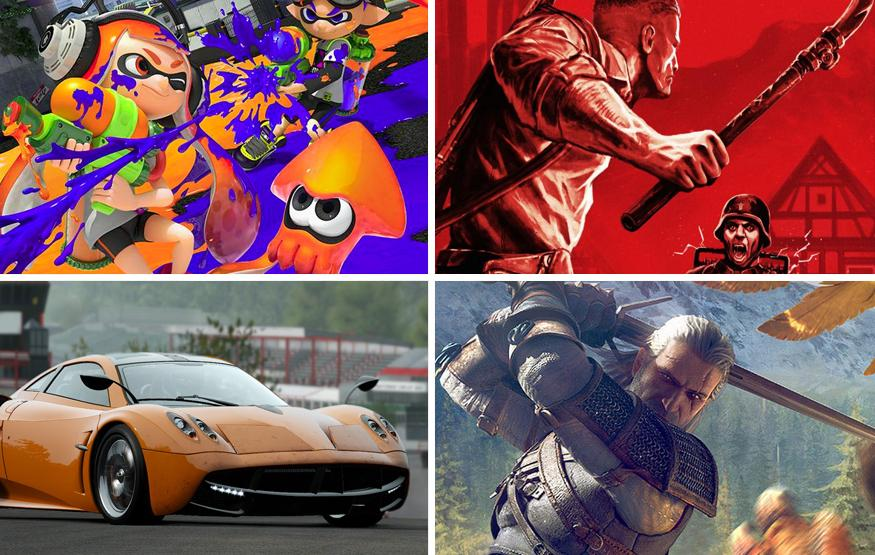 5 videogames to look out for in May