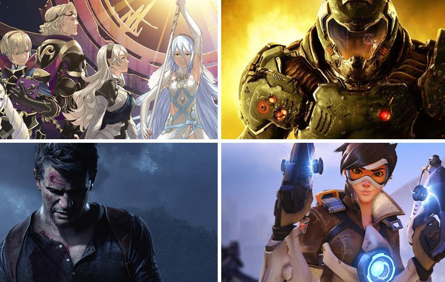 6 video games to look out for in May