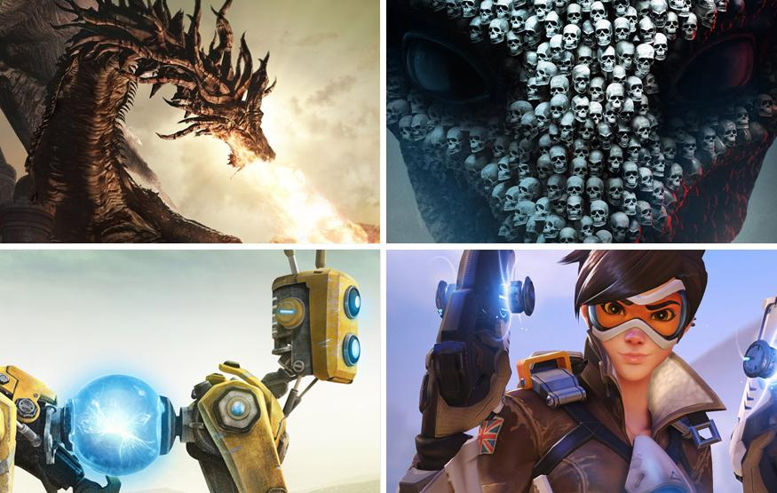 The video games we can't wait to play in 2016
