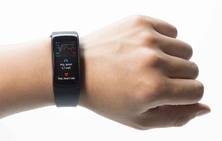 Samsung gears up with two new fitness wearables