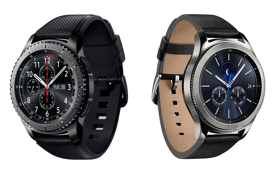 Samsung's Gear S3 smartwatch offers up to four days battery life