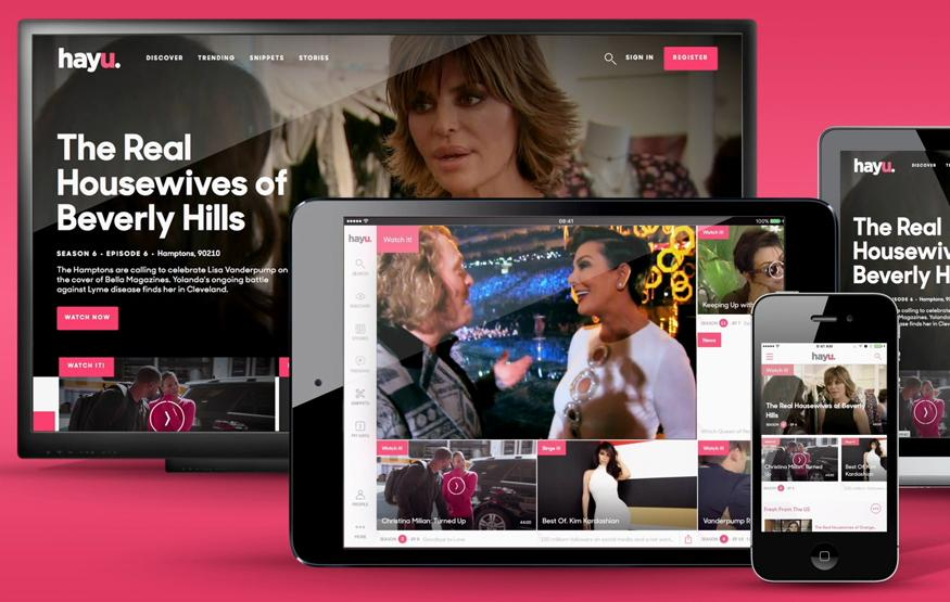 Hayu is Australia's newest streaming service