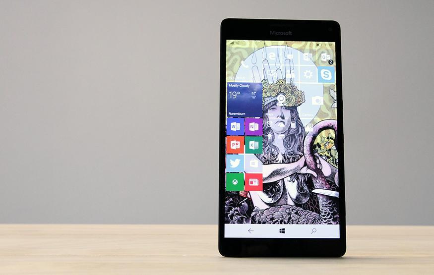 Australian Review: Microsoft Lumia 950 XL – Tough love