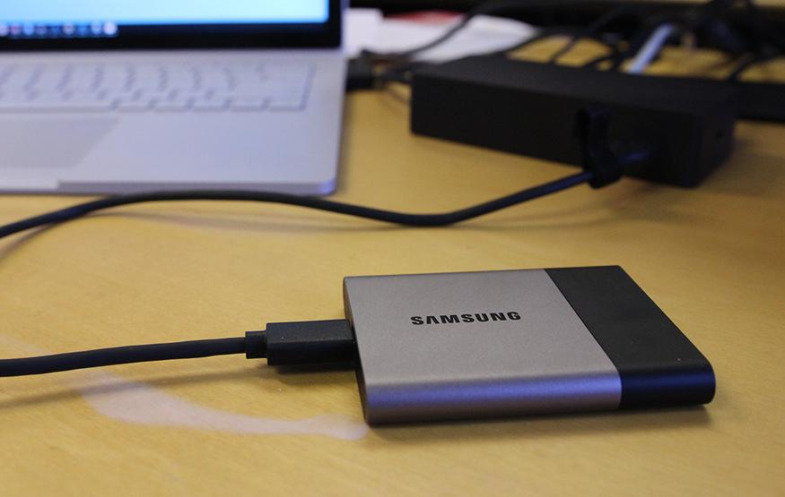 Australian Review: Samsung Portable SSD T3 – The new black