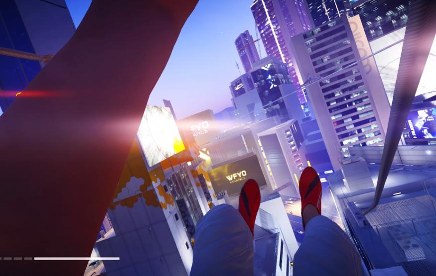 Game Review: Mirror's Edge Catalyst – Square peg in a round hol...