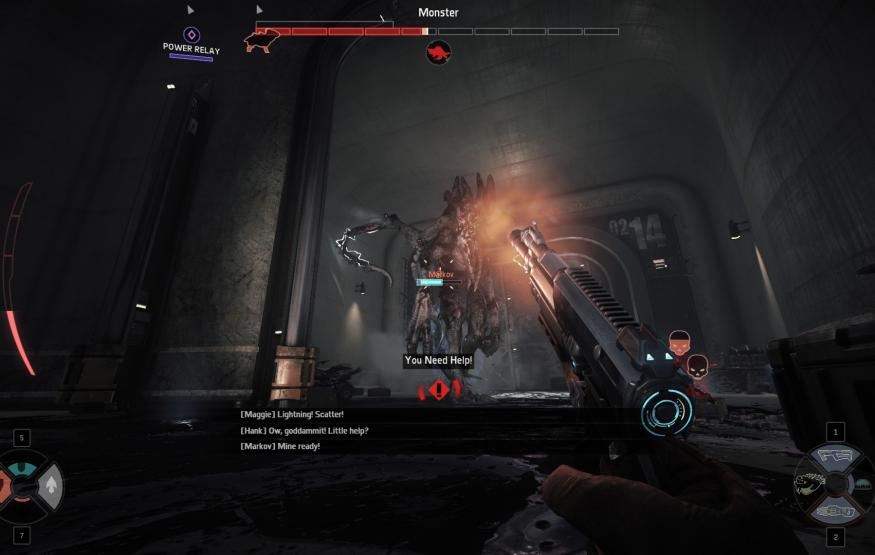 Australian Review: Evolve – Monstrous