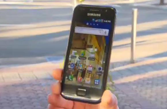 Samsung's Galaxy S