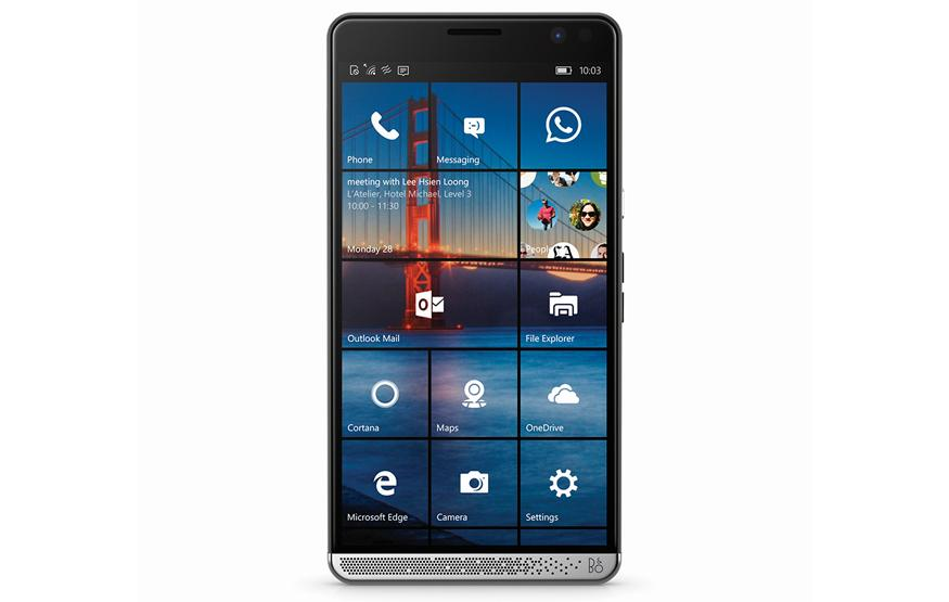 HP gets back into smartphones with Windows Mobile flagship