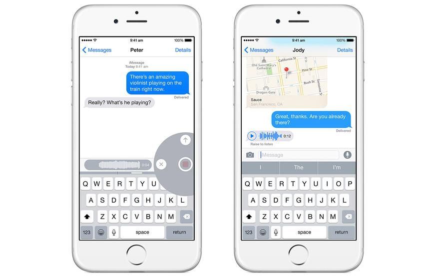 Apple adds two-factor authentication to iMessage and FaceTime