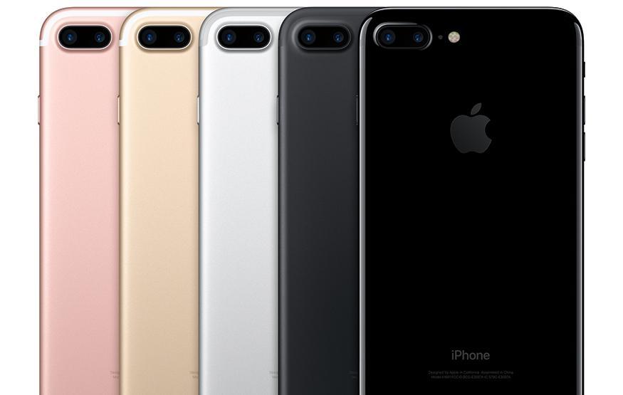 iPhone 7 Plans