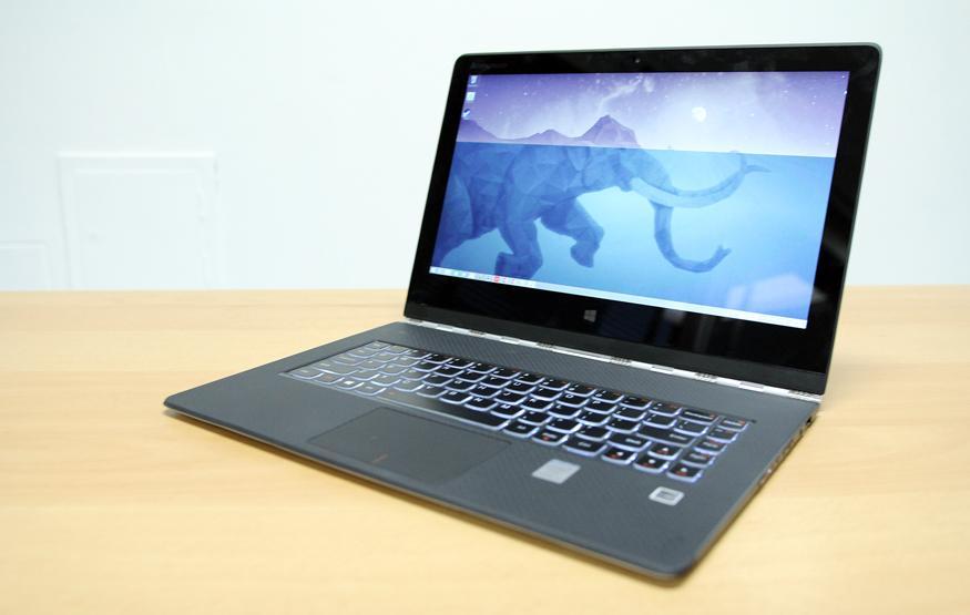 Australian Review: Lenovo Yoga 3 Pro – Feather-light and flexible