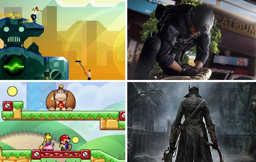 6 videogames to look out for in March