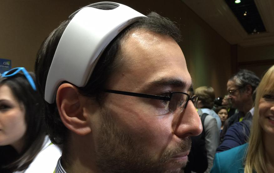 CES 2015: Melomind is a wearable for your brain