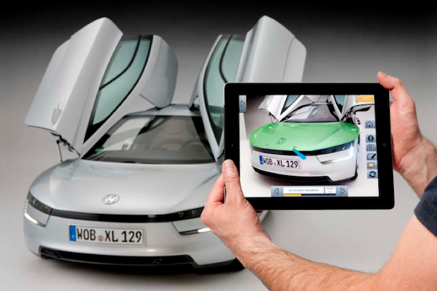 Car needs a service? Try doing it through augmented reality